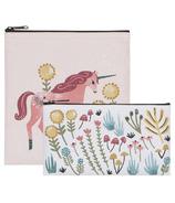 Now Designs Snack Bag Set Unicorn