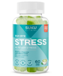 SUKU Vitamins Buh Bye Stress Zenful Matcha Decaffeinated