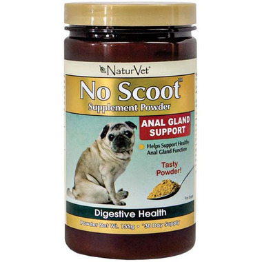 Naturvet No Scoot Supplement Powder