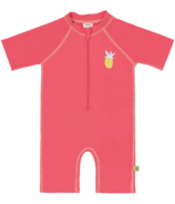 Lassig Short Sleeve Sunsuit Pineapple