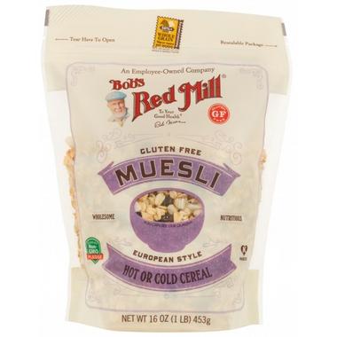 Bob\'s Red Mill Gluten Free Muesli
