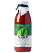 Favuzzi Tomato and Basil Sauce