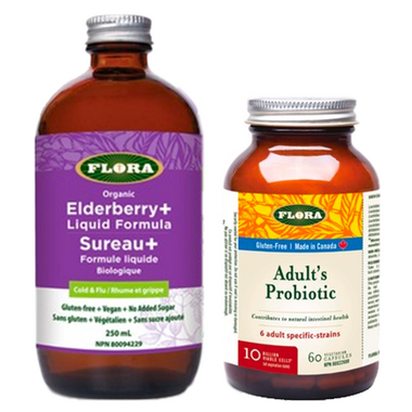 Flora Immune Support Bundle