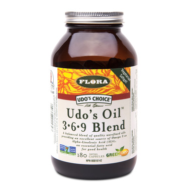Udo\'s Choice Udo\'s Oil 3+6+9 Blend