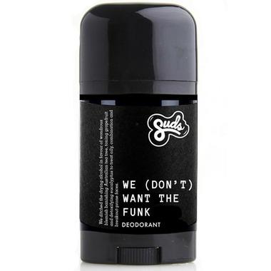 Sudsatorium We (Don\'t) Want The Funk Deodorant