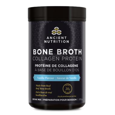 Ancient Nutrition Bone Broth Collagen Protein Vanilla