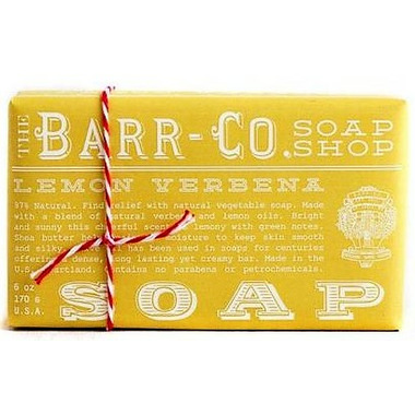 Barr-Co. Soap Shop Bar Soap Lemon Verbena