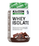 Kaizen Naturals Whey Isolate Protein Decadent Chocolate