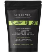 Mood Milk Coconut Matcha Latte Blend