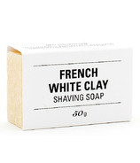 Leaves of Trees French White Clay Shaving Soap