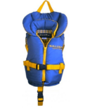 Salus Marine Nimbus Infant Vest Blue Tye Dye