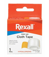 Rexall First Aid Tape Cloth In Box