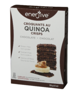 Enerjive Quinoa Crisps Chocolate