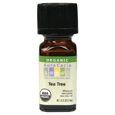Aura Cacia Tea Tree Organic Essential Oil