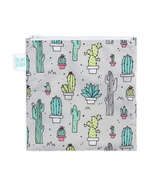 Bumkins Reusable Snack Bag Large Cactus
