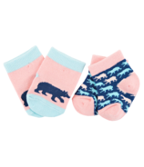 Hatley Cottage Bears Baby Socks