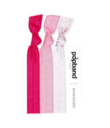 Popbands Essentials Pinky Hair Ties