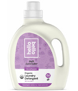 Hello Bello Pure & Powerful Organic Laundry Detergent Soft Lavender