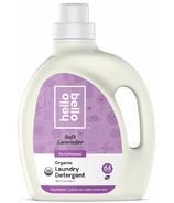 Hello Bello Pure & Powerful Organic Laundry Detergent Soft Lavender