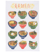 Now Designs Ramen Print Tea Towel