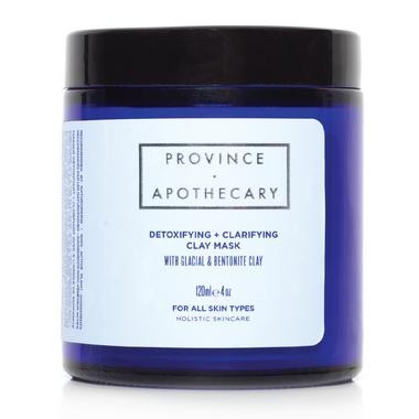 Province Apothecary Detoxifying & Clarifying Clay Mask