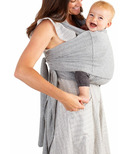 Moby Wrap Fit Grey