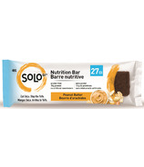 SoLo Gi Peanut Butter Nutrition Bars