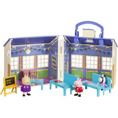 Peppa Pig School House Playset