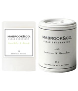 Mabrook & Co. Travel Kit Vanilla & Mint