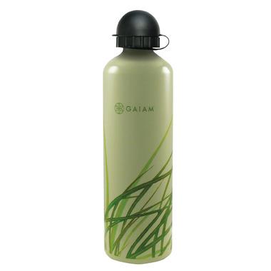 Gaiam Grass Aluminum Water Bottle