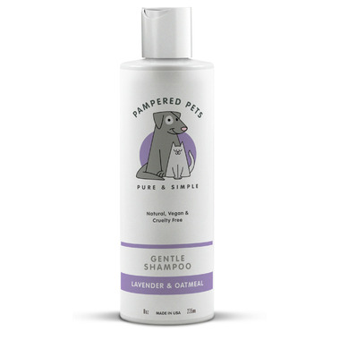 Pampered Pets Pet Shampoo Lavender Oatmeal