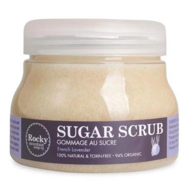 Rocky Mountain Soap Co. French Lavender Sugar Body Scrub