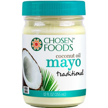 Chosen Foods Coconut Oil Mayo