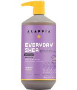 Alaffia EveryDay Shea Shampoo Lavender
