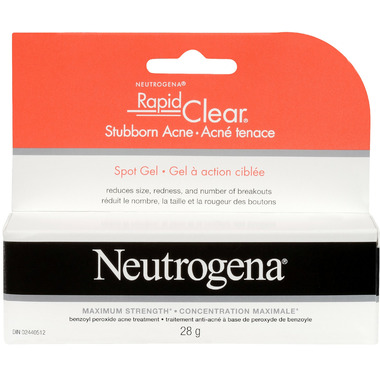 Buy Neutrogena Rapid Clear Stubborn Acne Spot Gel From Canada At