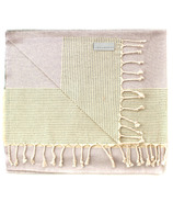 Stray & Wander Rio Turkish Towel Lilac & Beige