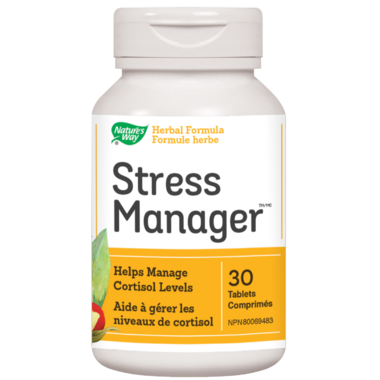Nature\'s Way Stress Manager Herbal Formula