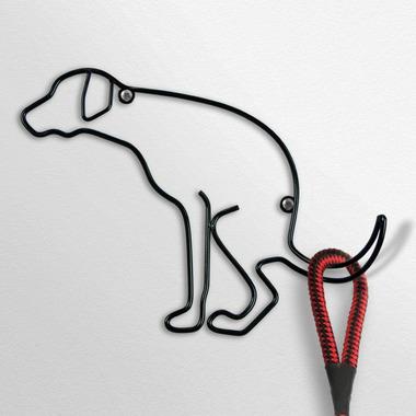 Fred Howligans Dog Wire Hanger