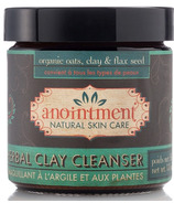 Anointment Natural Skin Care Herbal Clay Cleanser