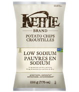 Kettle Low Sodium Potato Chips