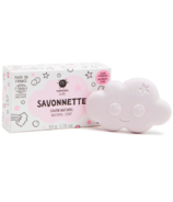 nailmatic Organic Kids Cloud Shaped Soap Raspberry