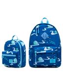 Parkland Backpack and Lunch Kit Bundle Nebula Galaxy