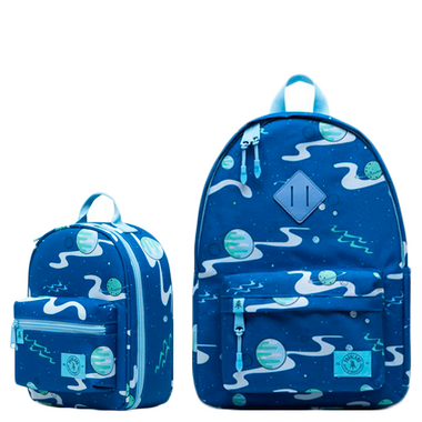 Parkland Backpack and Lunch Kit Bundle Nebula Galaxy