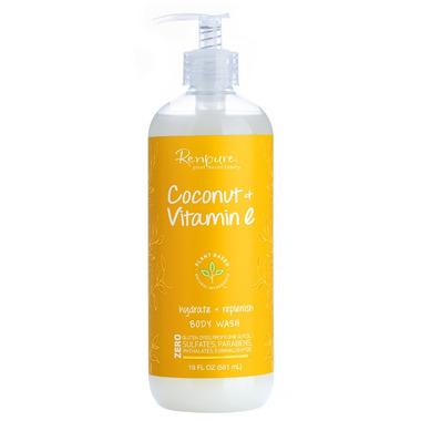 Renpure Coconut Milk Vitamin E Body Wash