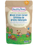 Healthy Times Organic Baby Cereal Mixed Grain