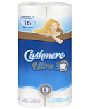Cashmere Ultra-3 Bathroom Tissue Double Rolls