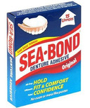 Sea Bond Denture Adhesive Original