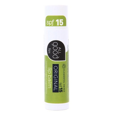 All Good Original Lip Balm SPF15 Free Gift