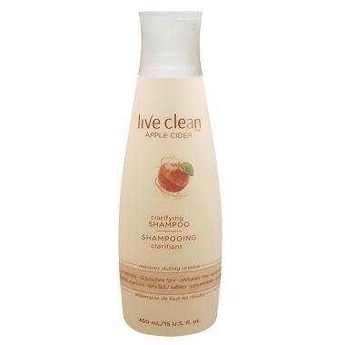 Live Clean Apple Cider Vinegar Shampoo Limited Edition Bonus Size