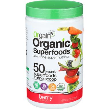 Orgain Organic SuperFoods